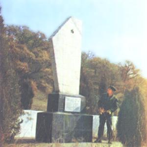 Ваза. Лезниковский гранит Звенигово